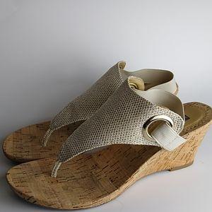 White Mountain Aida Sandals